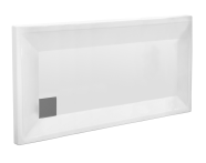 58260001000 - T80 150x80 Rectangular Monoflat Shower Tray