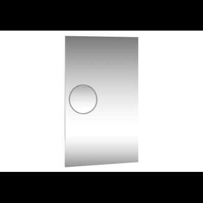 Deluxe Ayna, Mini Büyüteçli, 40cm