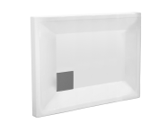 58310001000 - T75 100x75 Rectangular Monoflat Shower Tray