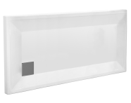 58360001000 - T75 150x75 Rectangular Monoflat Shower Tray
