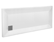 58380001000 - T75 170x75 Rectangular Monoflat Shower Tray