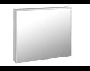 58500 - Mirror Cabinet, 80