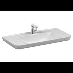 tan m sento lavabo 100 cm kod 5948b003 0001 vitraclean hay r renk beyaz. Black Bedroom Furniture Sets. Home Design Ideas