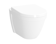 5955B003-0075 - S50 Wall Hung Wc, Without Side Holes