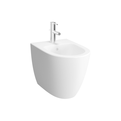Sento Sento Floor Standing Bidet, Back-To-Wall, 54 cm
