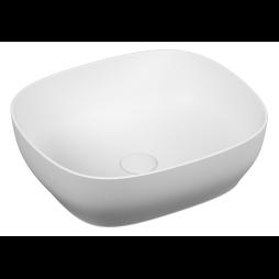 description outline square bowl washbasin code 5994b401 0016 vitraclean yes colour matt white. Black Bedroom Furniture Sets. Home Design Ideas