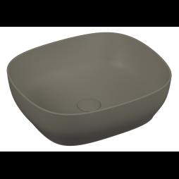 tan m outline kare lavabo mat gri kod 5994b450 0016 vitraclean evet renk mat gri. Black Bedroom Furniture Sets. Home Design Ideas