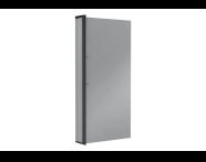 59950193000 - Hideaway 090 cm Cabin Matte Black