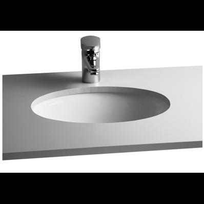 S20 Oval Undercounter Basin, 42 cm