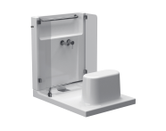 60510001000 - Cosey Mini 100x75 Compact Ablution Unit