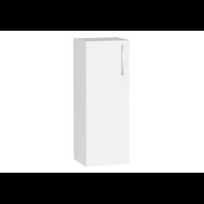 Ecora Orta boy dolabı, 35 cm, Parlak Beyaz, sol