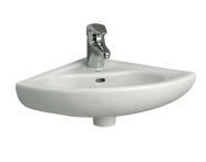 6093L003-0001 - Arkitekt Köşe Lavabo, 40 cm