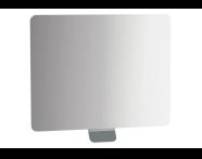 61010 - Nest Trendy Ayarlanabilir Düz Ayna, 60 cm