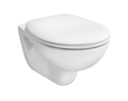 6107L003-0075 - Arkitekt Wall-Hung WC Pan