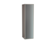 61265 - Frame Bornoz ünitesi, 40 cm, Mat Bej