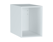 61266 - Frame Open Unit, 30 cm, Matte White