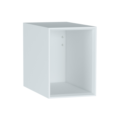 Frame Open Unit, 30 cm, Matte White