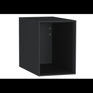 Frame Açık ünite, 30 cm, Mat Siyah