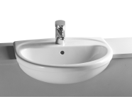 6130B003-0005 - Arkitekt Semi-Recessed Basin, 57 cm