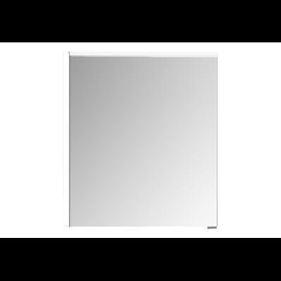 Premium Dolaplı ayna, 60 cm, Dore meşe, sol