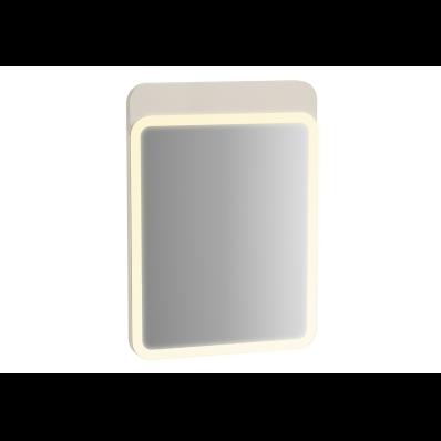 Sento Aydınlatmalı Ayna, 50 cm, Mat Krem