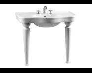 6209B003-0001 - Elegance Console Washbasin, 100 cm