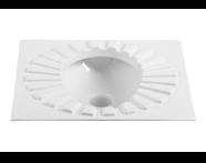 6814L003-0054 - Arkitekt Çevre Yıkamalı Helataşı, Arkadan Su Girişli