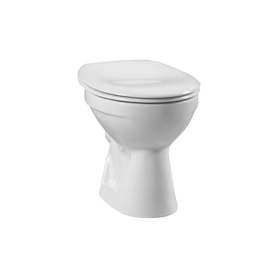 Arkitekt Low-Level WC Pan, Horizontal Outlet