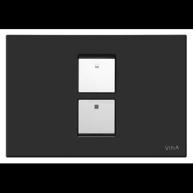 Twin² Pneumatic Control Panel, Matt Black
