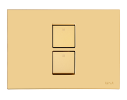 740-0120 - Twin² Pneumatic Control Panel, Gold