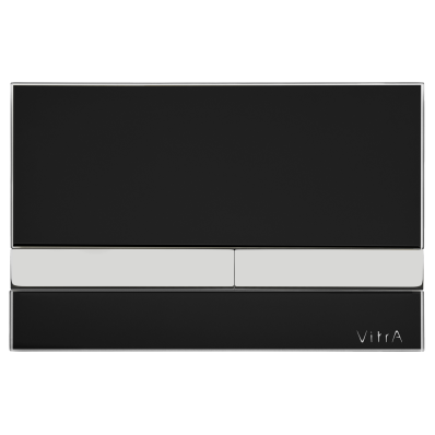 Select Mechanical Control Panel, Glass Black