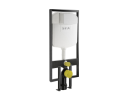 740-5800-02 - Rapid Installation - For Wall-Hung Wc Pans? Drywall Application Set