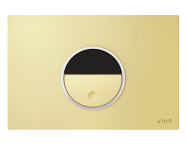 742-1420 - VitrA Pro Photocelled Control Panel - Gold - 12 cm