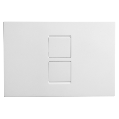Twin2 Panel - White