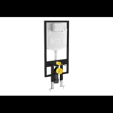 8 cm Asma Klozetler İçin Profil Sistemlere Montaj Alçıpan Uygulamalı Set