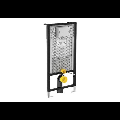 Hızlı Montaj - Asma Klozetler İçin Duvar Önü Alçıpan Uygulamalı Set 3/6 L Kullanıma Ayarlı (Duvar Bağlantı Aparatsız)