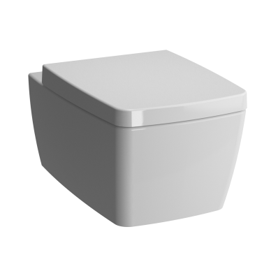 M-Line Wall-Hung WC Pan, 56 cm, Rim-Ex