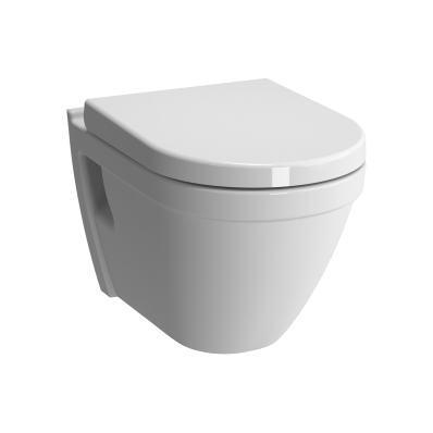 S50 Wall-Hung WC Pan, Rim-Ex