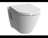 7740B095-0075 - S50 Rim-ex Wall-Hung WC Pan