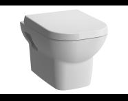 7744B003-0075 - Retro Wall-Hung WC Pan, Rim-Ex