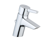 A40460VUK - Slope Basin Mixer with Pop-Up Waste