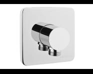 A40649EXP - T4 Built-in Handshower Outlet