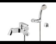 A40783VUK - X-Line Bath/Shower Mixer