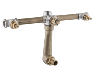 A40834EXP - Juno Built-In Bath/Shower Mixer (Concealed Part)
