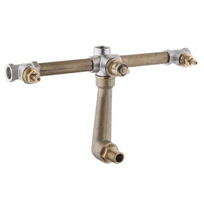 Juno Built-In Bath/Shower Mixer (Concealed Part)