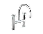A40856VUK - Uno Bath Filler H-Type