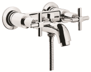 A40868VUK - Uno Wall-Mounted Bath/Shower Mixer
