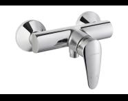 A40954EXP - Dynamic S Bath/Shower Mixer