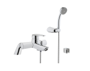 A40964VUK - Dynamic S Bath/Shower Mixer
