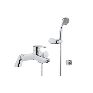 Dynamic S Bath/Shower Mixer